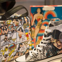 DC Comics' Wonder Woman Booth At WonderCon 2017
