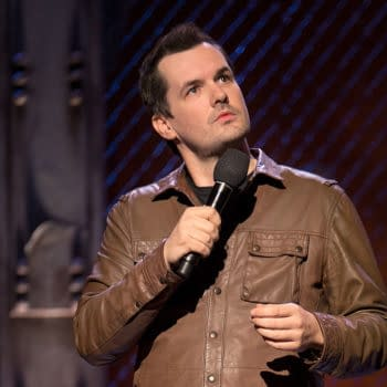 Telling Piers Morgan To F-Off Pays Off For Jim Jefferies