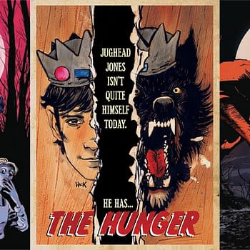 Enter The Jughead: Jughead The Hunger One Shot