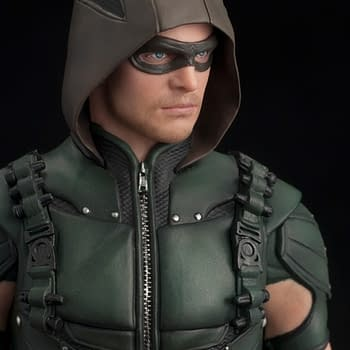 ARTFX+ Arrow Statue Unveiled By Kotobukiya