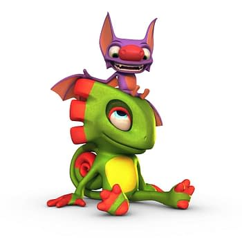 JonTron Out As Voice In Yooka-Laylee