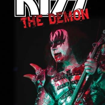 Exclusive Extended Previews Of KISS: The Demon #3, James Bond: Hammerhead #6 And More