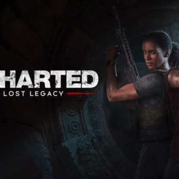 Uncharted 4: The Lost Legacy At Sony E3