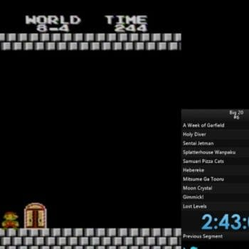"""The Insanity Of The """"Sixth-Ever Best Of NES Big 20 Race"""" Is Something To Behold"""