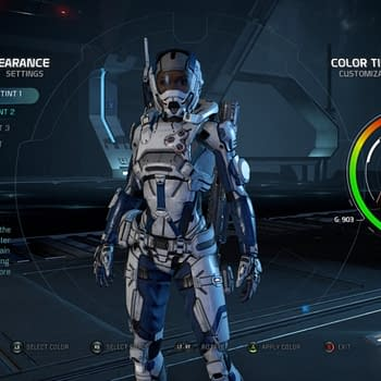 Mass Effect Multplayer Christmas? More Updates From The Andromeda MP Team