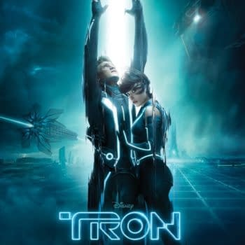 'TRON 3' Is On The Cart In Monty Python Screaming
