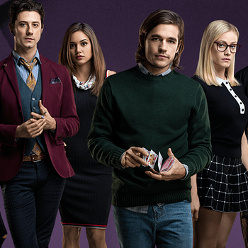 Punching And Choking &#8211 The Family Atmosphere Of The Magicians