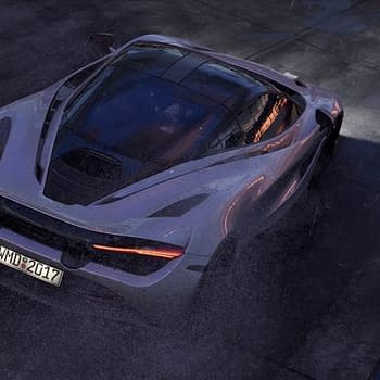 Project Cars 2 Unveils Built By Drivers Video Series With McLarens Chris Goodwin