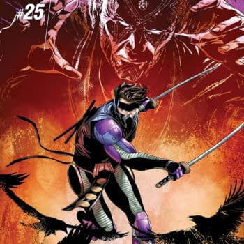 Into The Woods With Ninjak, His Unlikely Allies And An Enchanted Sword
