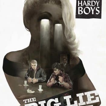 Writer's Commentary – Anthony Del Col On Nancy Drew And The Hardy Boys: The Big Lie #1