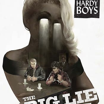 Writers Commentary &#8211 Anthony Del Col On Nancy Drew And The Hardy Boys: The Big Lie #1