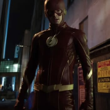 A Lot Can Change In 8 Years – A Look Inside The Once And Future Flash