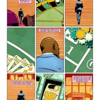 Improbable Previews: Secrets Of Trump's Wiretap Accusations Revealed In Nick Fury #1