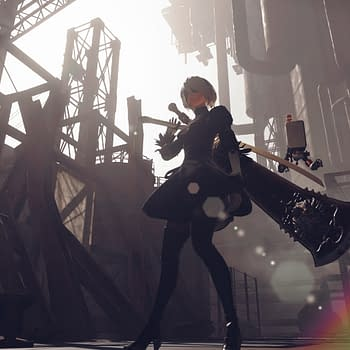 Nier: Automata Become as Gods Gets a New Launch Trailer