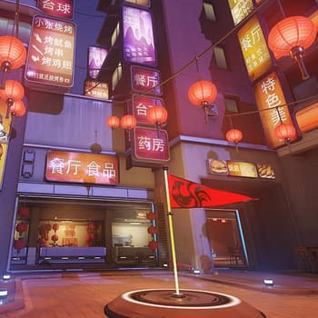 Overwatch PS4 Players Losing Capture The Flag For Now