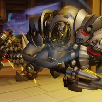 The Latest Patch To 'Overwatch' Won't Make Reinhardt Fans Happy