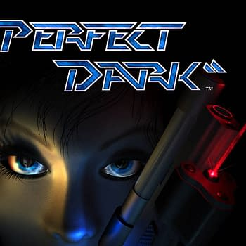 Could Rare Be Teasing Something Perfect Dark Related For This Summer