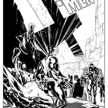 The Logan X-Men Comics Artwork by Joe Quesada