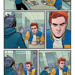 #HotBetty: Riverdale #1