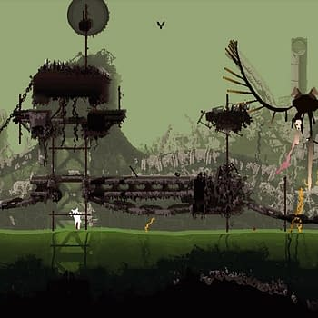 Survival Of The Fittest In The Intriguing Platformer Rain World