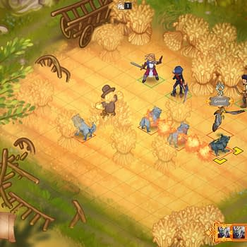 Take A Look At Tactical RPG Regalia: Of Men And Monarchs