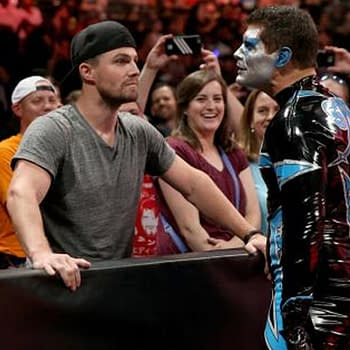Stephen Amell Is Headed To Wrestlemania