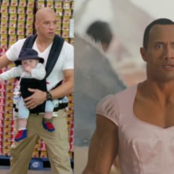 Report: In Better Booking Than WWE, Fate Of The Furious Producers Keep The Rock And Vin Diesel Apart On Press Tour