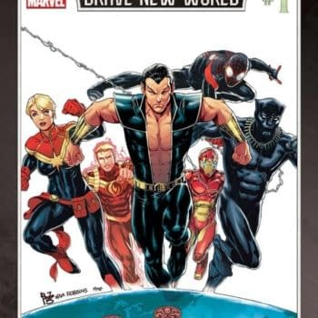 """Brave New World Is An """"Essential Companion Series"""" To Marvel's Secret Empire Super-Mega-Crossover Event"""