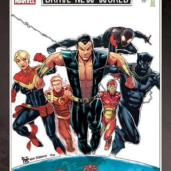 Brave New World Is An Essential Companion Series To Marvels Secret Empire Super-Mega-Crossover Event