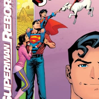 Patrick Gleason Talks Superman: Reborn And The Secrets Of Mr. Oz