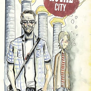 Talking To Jeff Lemire About His Royal City