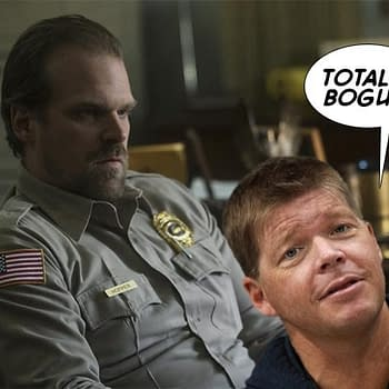 Defying Will Of Liefeld Stranger Things Star David Harbour Rumored For Cable Role In Deadpool Sequel