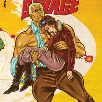 Exclusive First Look At Dynamite's Pulp Heroes And Graphic Novels Shipping June 2017