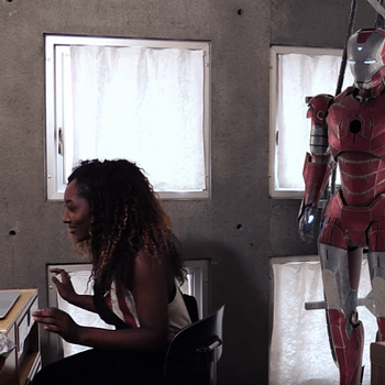 Riri Williams Makes Cinematic Debut In MIT Admissions Trailer Starring Real Life MIT Student