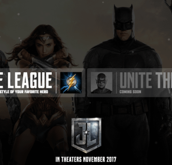 Warner Bros Launches Unite The League Site Provides Highly Photoshop-able Justice League Image