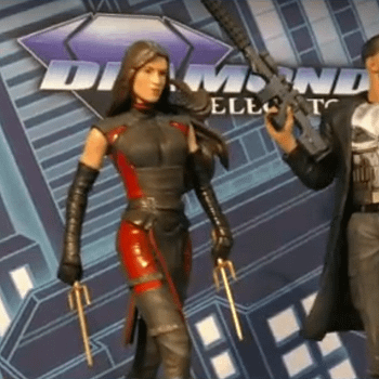 A Gallery Of Those Diamond Select Toys Shown Off On #C2Ccon2017