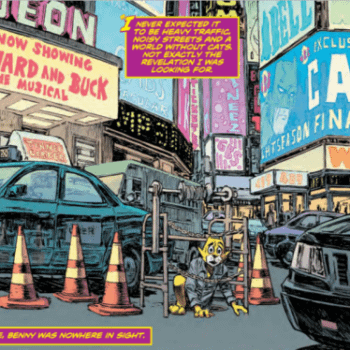Yes, Dan DiDio Has Turned Top Cat Into Howard The Duck – And He Knows It