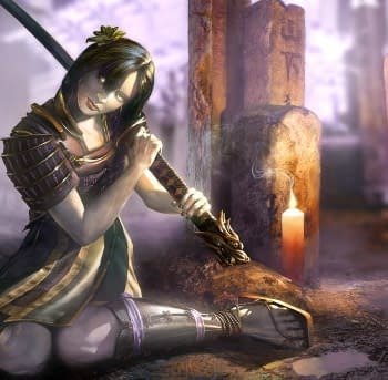 From The Grave: Shin Hisako Joins The Killer Instinct Roster Sometime This Month