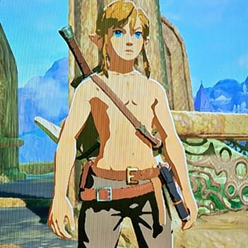 Zelda: Breath Of The Wild &#8212 #ShirtlessLink Is A Thing And It Is Glorious