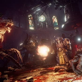 Space Hulk: Deathwing Gets A Massive Upgrade &#038 Sale