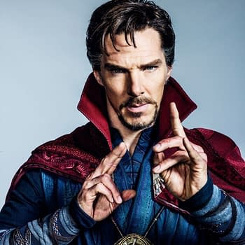 Doctor Who / Doctor Strange Mash Up