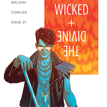 A Comic with a Beat: The Wicked + The Divine #27 Review