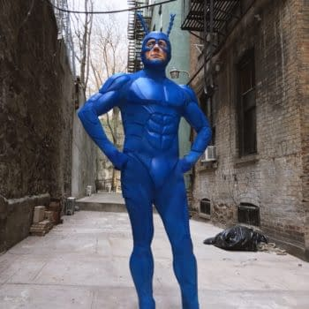 The Tick To Premiere On Amazon In August