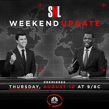 Trumptastic: NBC Officially Announces SNL Weekend Update Spinoff Premiering August 10