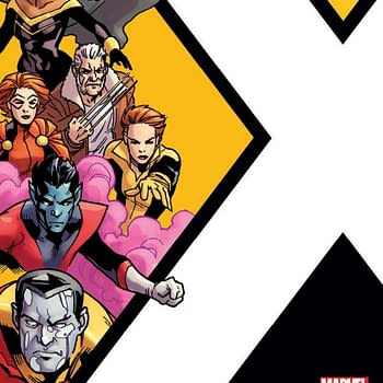 Corner Box Art Returns For Marvels ResurrXion X-Titles Sort Of By Leonard Kirk and Michael Garland