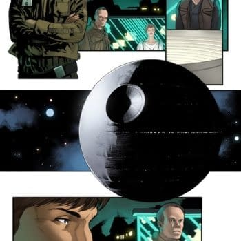 New Teaser Images For Marvel's Rogue One Mini Series