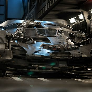 Zack Snyder Teases New Batmobile For Justice League: Upgrades&#8230What Are You Worried About Wayne