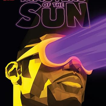Marvel Teams With Black Eyed Peas For Will.I.Am-Penned Graphic Novel Masters Of The Sun