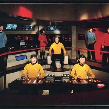 Hollywood Science Fiction Museum Seeks Fans Help Restoring Star Trek Bridge And Crew Wax Figures