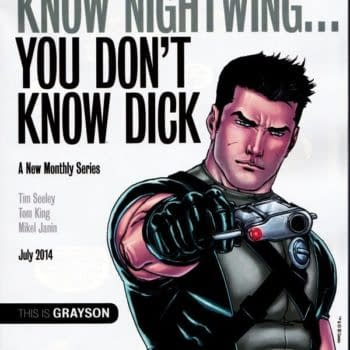 """Grayson Gets A """"Superspy"""" Omnibus In October"""